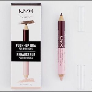 NYX Push Up Bra For Eyebrows New